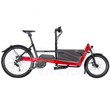 Vélo électrique Riese and Müller Packster 40 Touring 2018