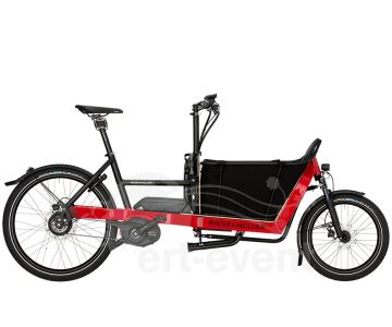 Vélo électrique Riese and Müller Packster 40 NuVinci 2018