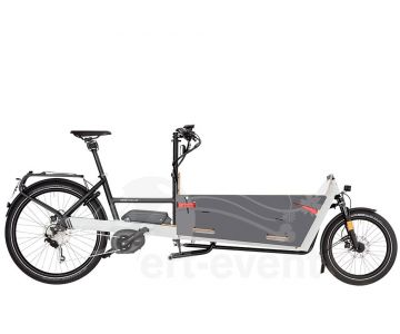 Vélo électrique Riese and Müller Packster 60/80 Touring HS 2018