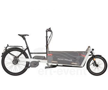 Vélo électrique Riese and Müller Packster 60/80 NuVinci 2018