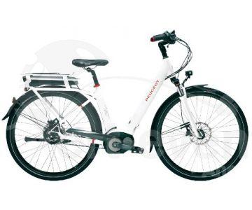 Vélo électrique Peugeot eC01 NuVinci Belt 2018