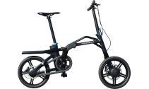 Pliant PEUGEOT Vélo électrique Peugeot eF01 2018