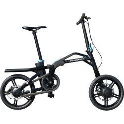 Vélo électrique Peugeot eF01 2018
