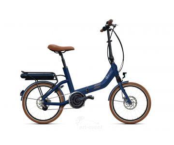 Vélo électrique O2 Feel Swan Fold Alfine Di2 E5000