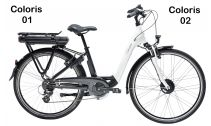 Moteur avant GITANE Vélo électrique Gitane Organ'e-Bike Lady 2018
