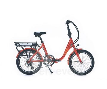Vélo électrique Néomouv Plimoa N3 2018