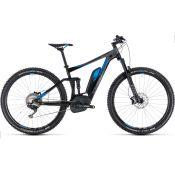 Vélo électrique Cube Stereo Hybrid 120 EXC 500 2018