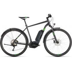 Vélo électrique Cube Cross Hybrid Pro Allroad 500