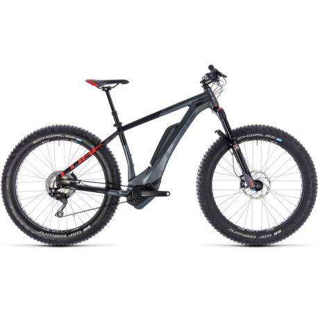 Vélo électrique Cube Nutrail Hybrid 500