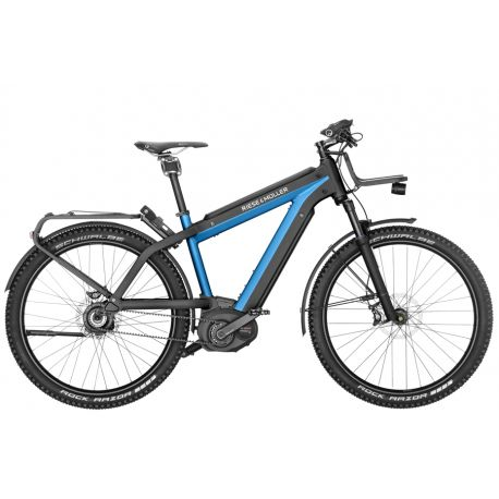 Vélo électrique Riese and Muller SuperCharger GX Rohloff
