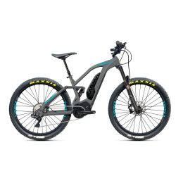 Vélo électrique O2 Feel Karma FS+ XT Boost E8000