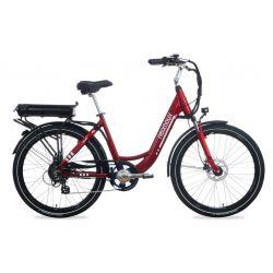 Vélo électrique Néomouv Carlina hydraulique
