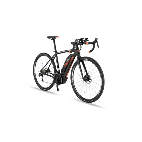 Vélo électrique BH Rebel Gravel-X