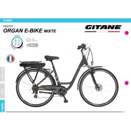 2015 GITANE Organ E-Bike Gitane 2015