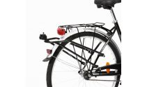 Bagagerie vélo électrique  Fixation Big Easy pour shopper