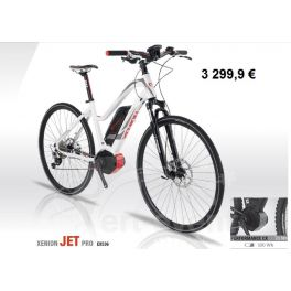 Route BH BH Xenion Jet Pro 2016
