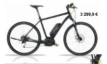 Vélo électrique de ville BH BH Xenion Cross 2016