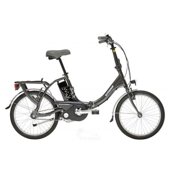 c2380dd8309 vtt electrique pliable de e-bicycle