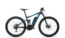 2016 Cube Cube Stereo Hybrid 120 HPA Race 500 2016