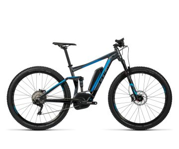 Cube Stereo Hybrid 140 HPA Race 500 2016