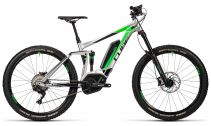 2016  Cube Stereo Hybrid HPA 160 Race 500 27.5 2016