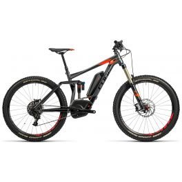 2016 Cube Cube Stereo Hybrid 160 HPA SL 500 27.5 2016