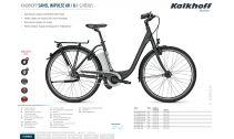 Vélo électrique 2014 KALKHOFF Kalkhoff SAHEL IMPULSE I8 HS 8G 15AH 36V 2014