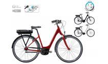 Vélo électrique Urbain Moteur Central GITANE Gitane e-Salsa Yamaha NuVinci 2017