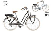 Vélo électrique Urbain Gitane GITANE Gitane e-Classic eGoing Central D7 2017
