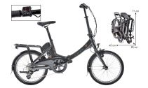 Vélo électrique Urbain Gitane GITANE Gitane e-Nomad 2017