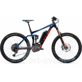 2017 Cube Cube Stereo Hybrid 160 HPA Action Team 500 27.5 2017