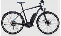 Vélo électrique Cube Cross Hybrid Cube Cube Cross Hybrid Pro Allroad 400/500 2017