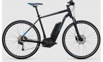 Vélo électrique Cube Cross Hybrid Cube Cube Cross Hybrid Pro 400 2017