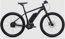 Vélo électrique de ville Cube Cube SUV Hybrid Race 500 27.5 2017
