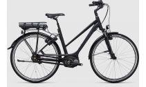 Vélo électrique de ville Cube Cube Travel Hybrid 400/500 2017