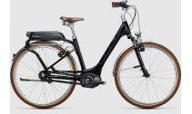 Vélo électrique de ville Cube Cube Elly Cruise Hybrid  2017