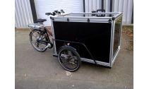 Vélo électrique prix : 3500 à 4000 euros NIHOLA Cargo Nihola MAXX 600L