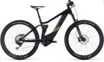 Vélo électrique prix : 4500 à 5000 euros Cube VTT électrique Cube Sting Hybrid 120 HPC SL 500 2018