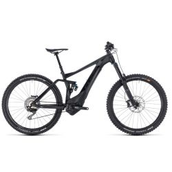 Vélo électrique Cube Stereo Hybrid 160 SL 500 27.5 2018