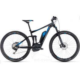 Marques Cube Vélo électrique Cube Stereo Hybrid 120 EXC 500 2018