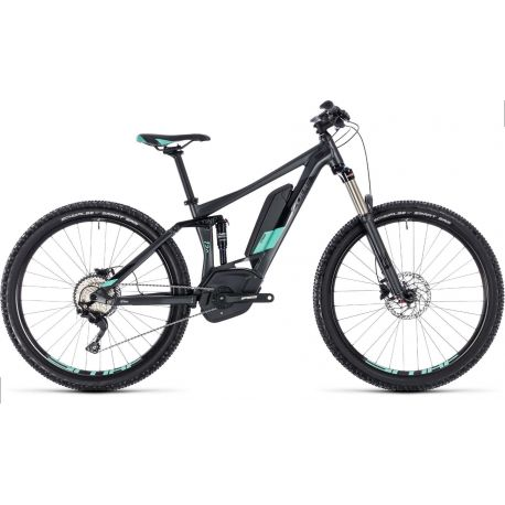 Vélo électrique Cube Sting Hybrid 120 Race One 500 27.5 2018
