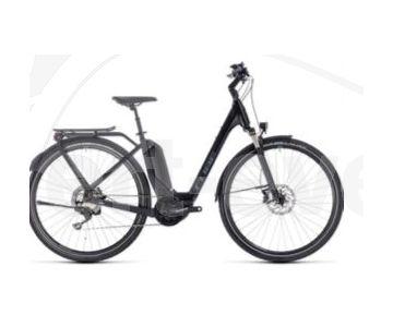 Vélo électrique Cube Touring Hybrid EXC 500 2018