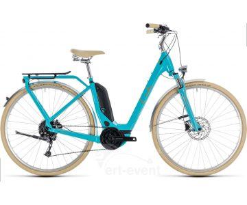 Vélo électrique Cube Elly Ride Hybrid 400 / 500 2018