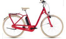 Urbain Cube Vélo électrique Cube Elly Cruise Hybrid 400 / 500 2018