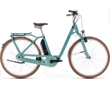 Vélo électrique Cube Elly Cruise Hybrid 400 / 500 2018
