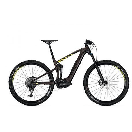 Vélo électrique Focus Jam 2 Factory 2018