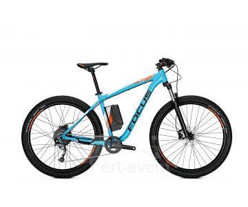 Vélo électrique Focus Whistler 2 Plus 2018