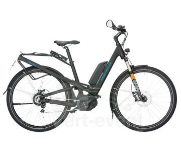 Vélo électrique Riese and Muller Homage NuVinci HS 2018
