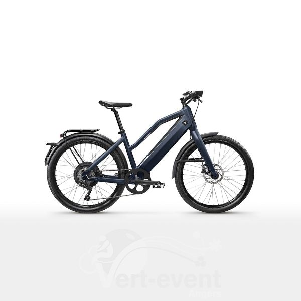 45kmh v lo lectrique stromer st1 x speed bike vert event. Black Bedroom Furniture Sets. Home Design Ideas