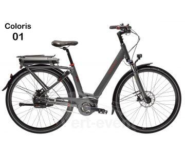 Vélo électrique Peugeot eC01 Automatique 2018